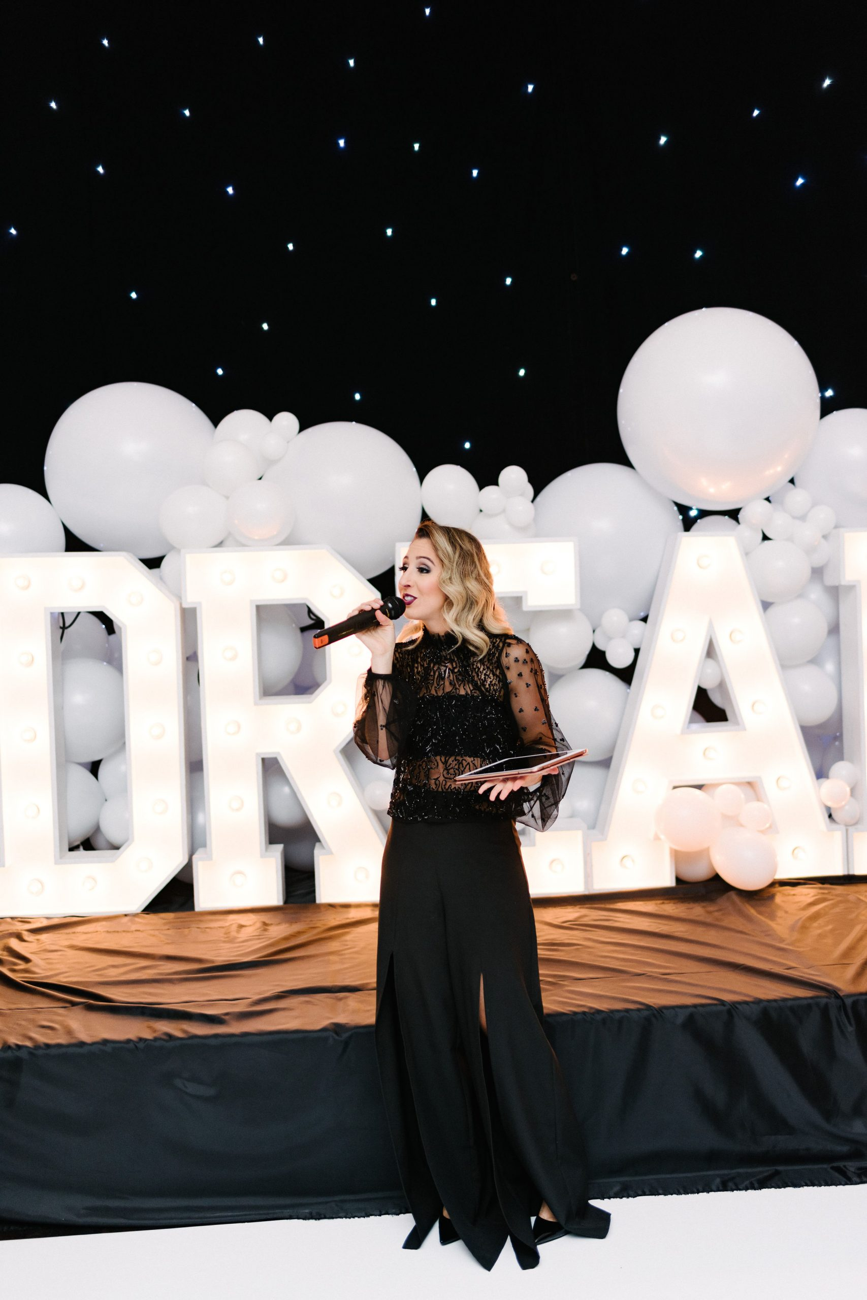 Dream Bigger Gala at Le Treport