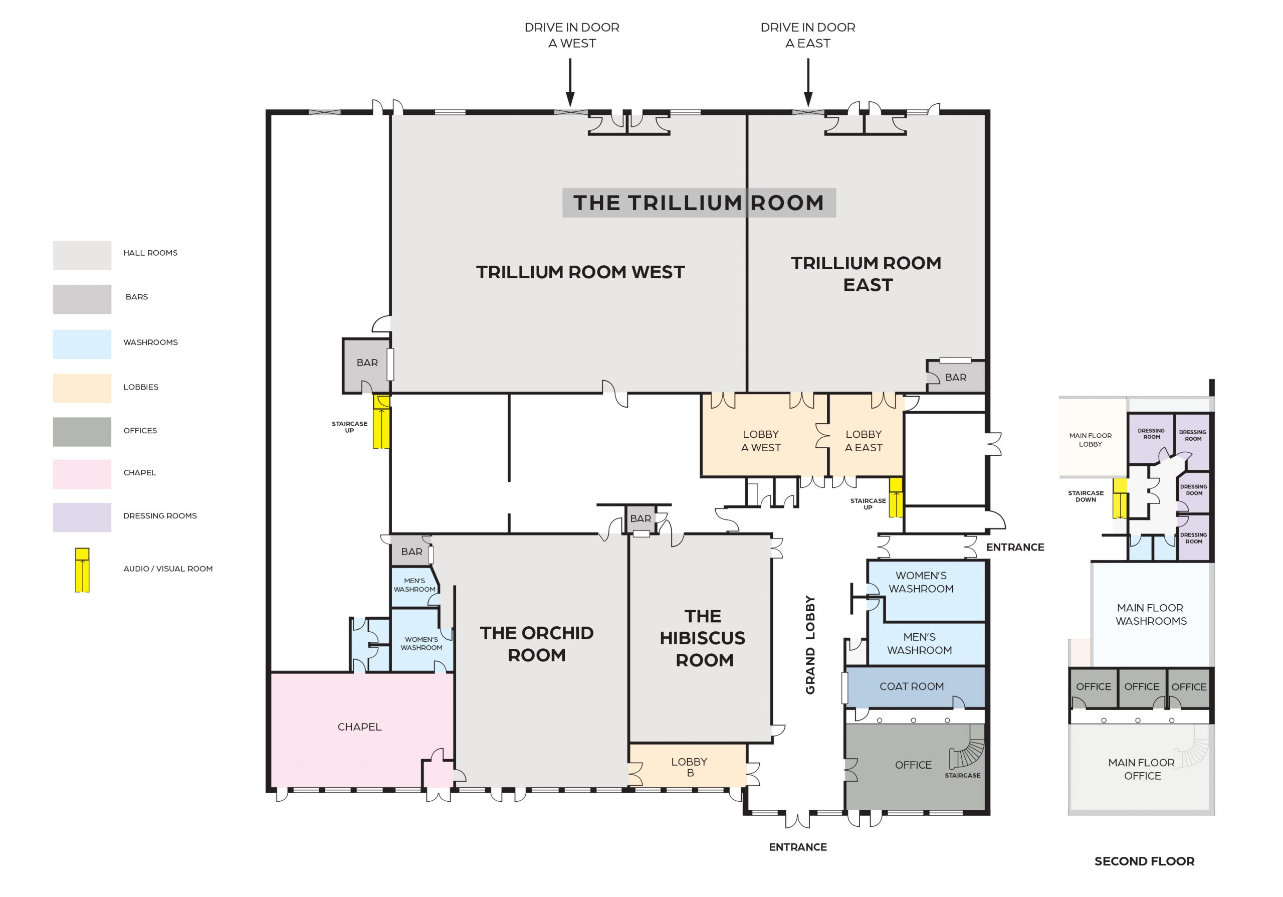 Le Treport Floorplan